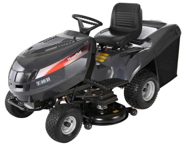 Mountfield Ride-On Lawn Tractor T40H
