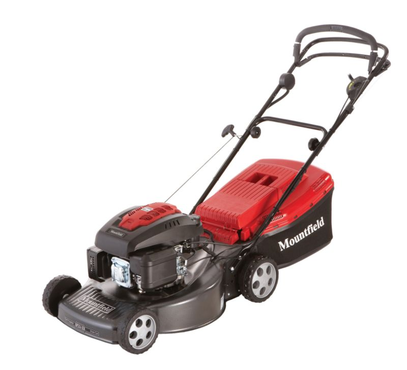 Mountfield Mower SP536ES Grey