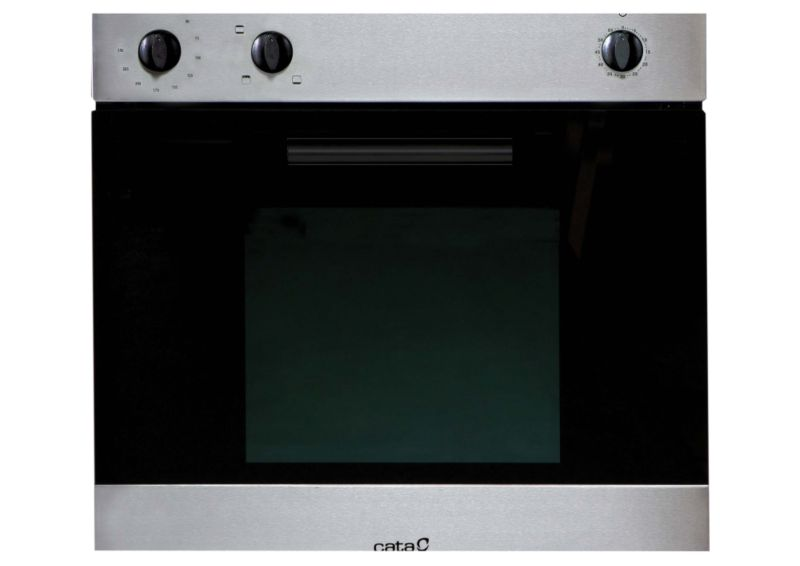 Cata Single Electric Conventional Oven EOS60SS Stainless Steel