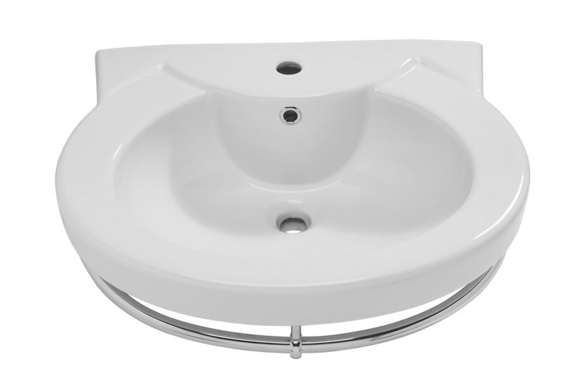 Rejuvenate Basin White (H)500 x (W)600 x (D)500mm
