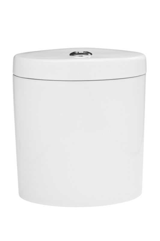 Rejuvenate Close-Coupled Cistern White (H)790 x (W)360 x (D)700mm
