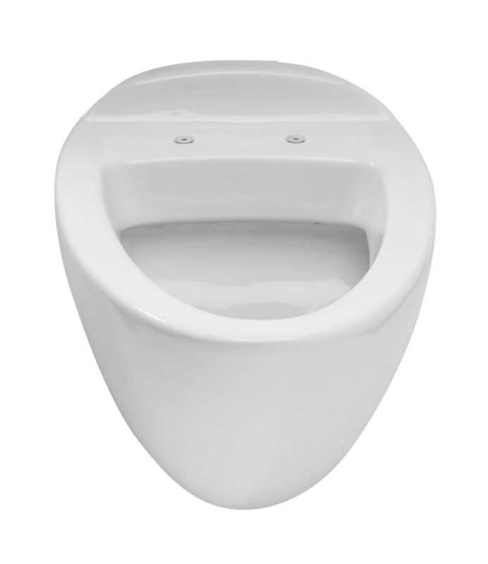 Restful Wall Mounted Pan White (H)400 x (W)370 x (D)625mm