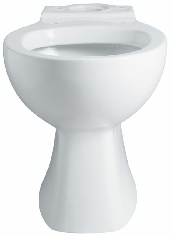 Barcelona Compact Close-Coupled Pan White