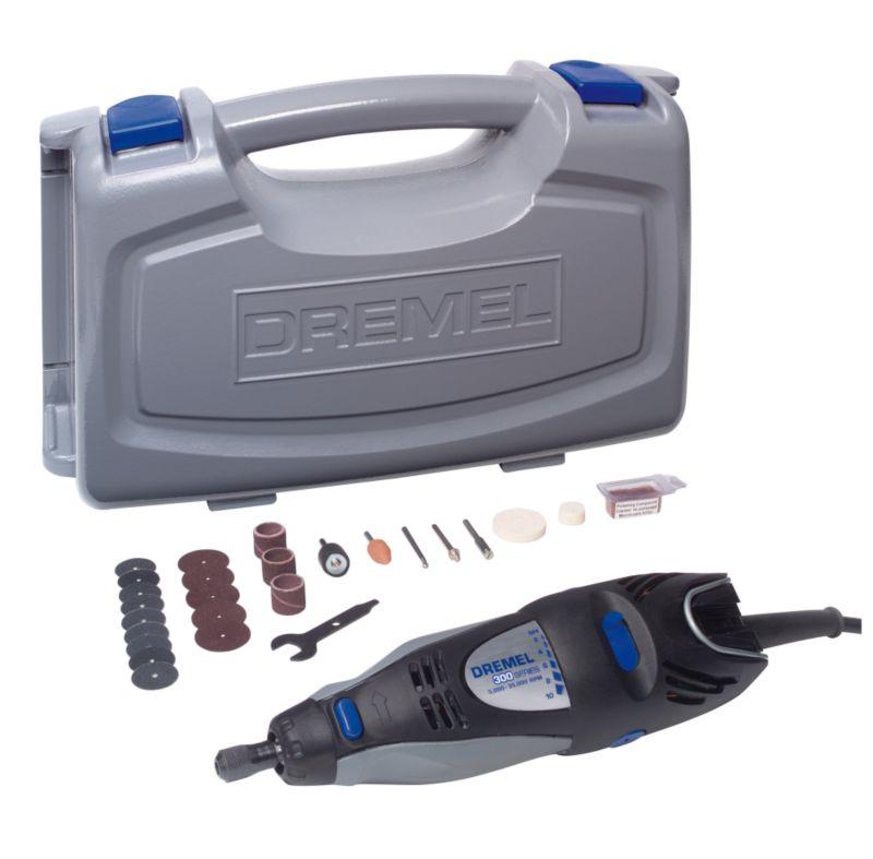 Multi Tool Plus Kit 300-25 125W