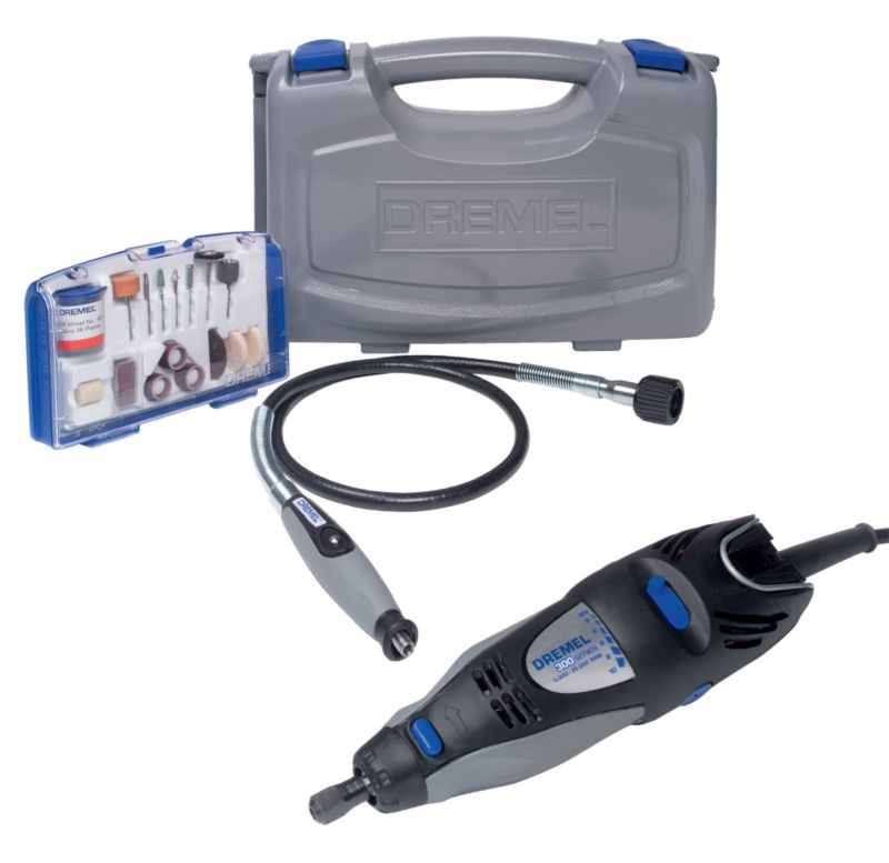 Dremel Multi Tool Plus Kit 300-55 125W product image