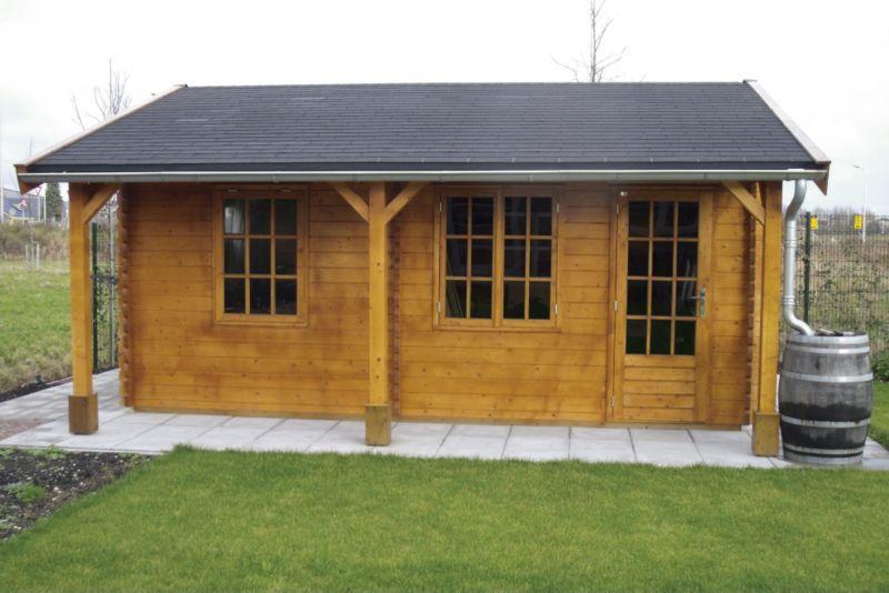 Hebden Cabin