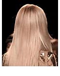 Elie Saab runway hairstyle