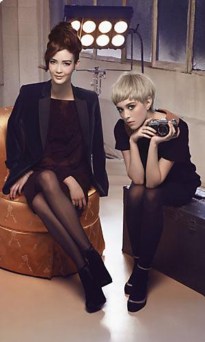 L'Oréal Professionnel - Retro Nouveau - Tomohiro Kobayashi & Yang Xiao Dong