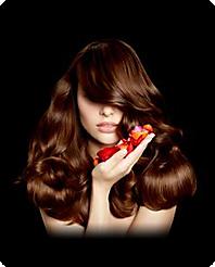 L'Oréal Professionnel INOA red
