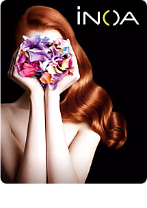 INOA, THE HAIRCOLOR OF THE FUTURE, LAUNCHES IN THE UNITED STATES