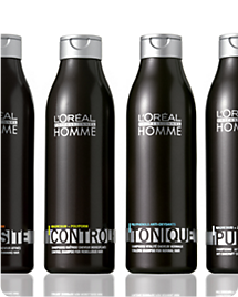 L'Oréal Professionnel launches a men's line