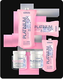 Platinium: L'Oréal Professionnel revolutionises hair lightening