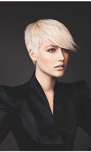 Texture Expert look female straight