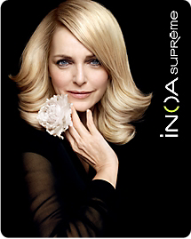 INOA SUPRÊME, AMMONIA-FREE AGE-DEFYING HAIRCOLOR, LAUNCHES IN THE US