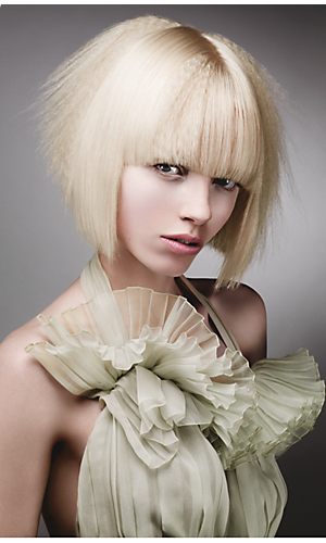 Charlie Miller Collection look female blonde