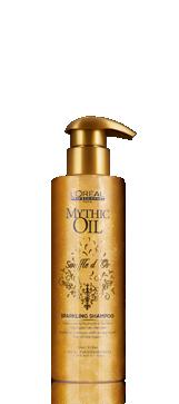 Souffle d'Or Sparkling Shampoo