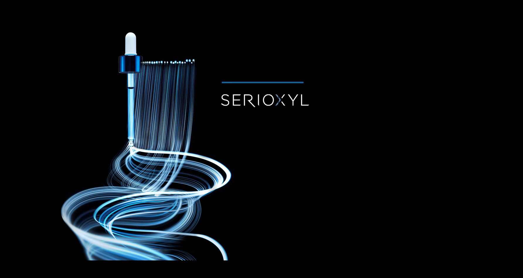 Serioxyl Pipette and Logo