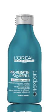 Pro-Keratin Refill Keratin Shampoo From L'Oreal Professionnel