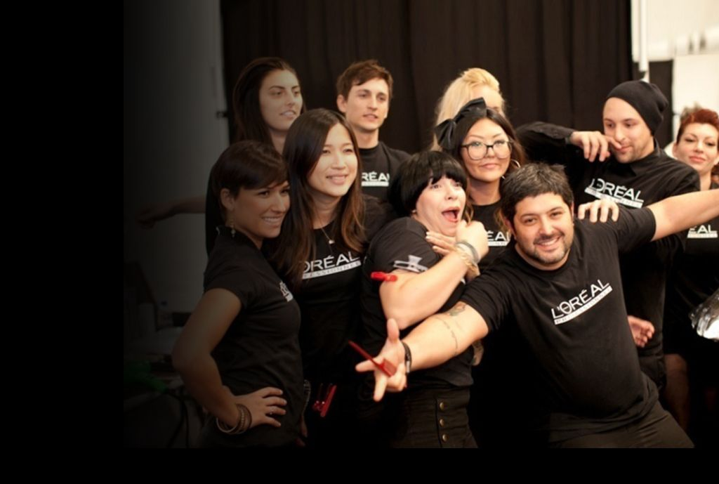L'Oreal Professionnel Master Session Artists