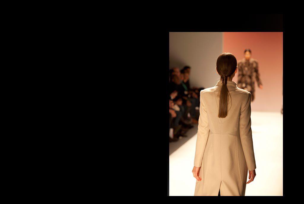 L'Oreal at Fashion Week