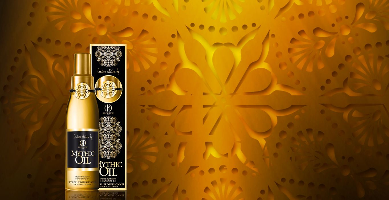 Couture Edition Mythic Oil Nourishing Oil
