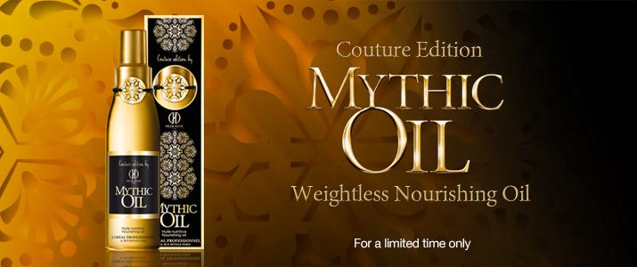 Couture Edition Mythic Oil