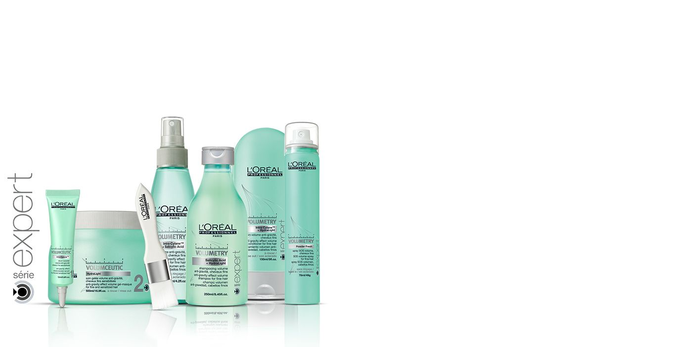 Official site salon professional hair products l 39 or al for Loreal salon hair products