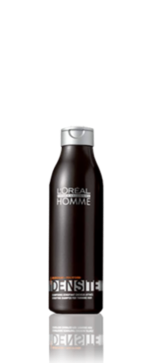 Bottle of Homme Haircare Densité Densifying Shampoo For Men With Fine, Thin Hair