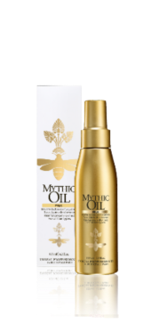 Mythic Oil reinforcing milk