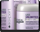Serie Expert Liss Unlimited Hair Care