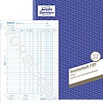 Avery Zweckform Inventurbuch 1101 DIN A4 50 Blatt