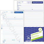 Avery Zweckform Gesprächsnotiz 1210 DIN A5 50 Blatt