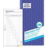 Avery Zweckform Tagesrapport 1301 105 x 200 mm 2 x 50 Blatt