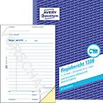 Avery Zweckform Regiebericht 1306 DIN A5 2 x 50 Blatt