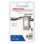 Office Depot Kompatibel fúr Epson T028401 Schwarz Tintenpatrone