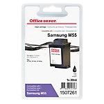 Office Depot Kompatibel fúr Samsung M55 Schwarz Tintenpatrone