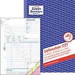 Avery Zweckform Lieferschein 1721 DIN A5 3 x 40 Blatt