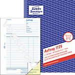 Avery Zweckform Auftrag 1725 DIN A5 2 x 40 Blatt
