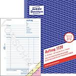 Avery Zweckform Auftrag 1726 DIN A5 3 x 40 Blatt