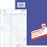 Avery Zweckform Aufmaßbuch 1778 DIN A4 50 Blatt