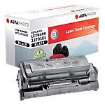 AgfaPhoto® Tonerkartusche für Lexmark® 13T0101 Schwarz