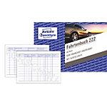 Avery Zweckform Fahrtenbuch 222 DIN A6 quer 40 Blatt