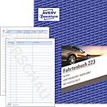Avery Zweckform Fahrtenbuch 223 DIN A5 40 Blatt