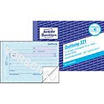 Avery Zweckform Quittung 321 DIN A6 quer 2 x 50 Blatt