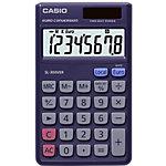 Casio Taschenrechner SL 300VER 7 x 11,9 x 0,8 cm