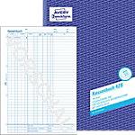 Avery Zweckform Kassenbuch 426 DIN A4 100 Blatt