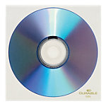 10 Stueck Durable CD DVD Huellen Cover