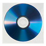25 Stueck Hama aus PP CD DVD Huellen Transparent