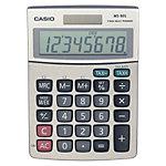 Casio Tischrechner MS 80S 10,3 x 14,5 x 3,1 cm Silber