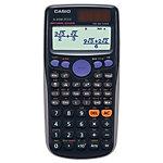 Casio Schulrechner FX 85DE Plus 8 x 16,1 x 1,3 cm Schwarz